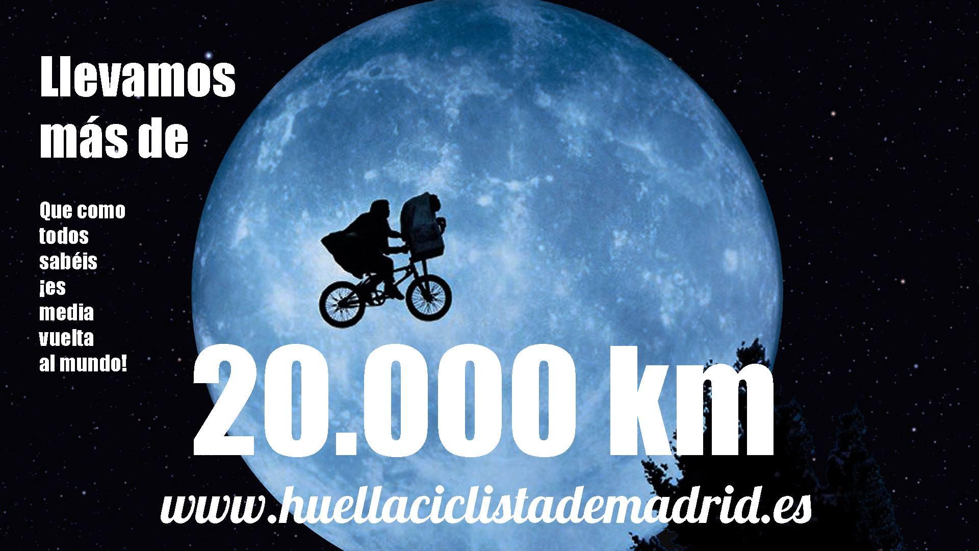 Llevamos más de 20.000 km!